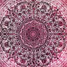 Mehndi Mandala by Jeff East