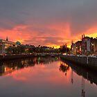 Dublin Sunset by Aaron Corr