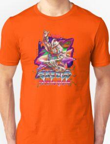 Shredd Live at the Technodrome in 1988 Unisex T-Shirt