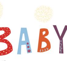Hello Baby! Sticker