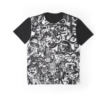 BW Graphic T-Shirt