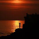 Glowing - Bali by Karen Stackpole