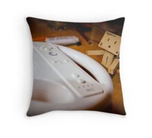 Danbo plays Wii Throw Pillow