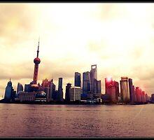 The Bund, Shanghai by DalioG2712