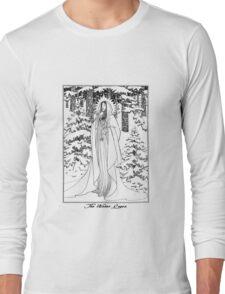 The Winter Queen Long Sleeve T-Shirt