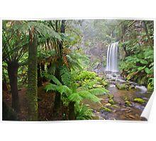 Hopetoun Falls - Victoria Poster
