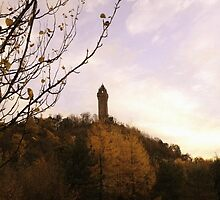 Wallace Monument, Stirling by DalioG2712