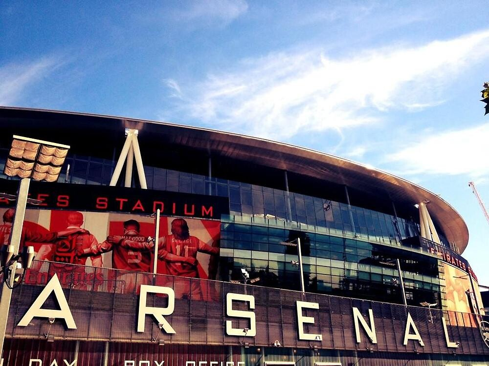 Emirates Stadium, London by DalioG2712