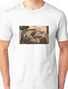 Retro Cat Unisex T-Shirt