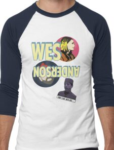 The Wes Anderson Men's Baseball ¾ T-Shirt