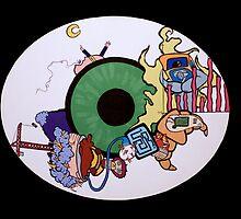 Hai qualcosa nell occhio Part.1 by Poisonidea