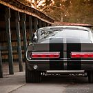 Wasyl's Eleanor-Styled Mustang Fastback by HoskingInd