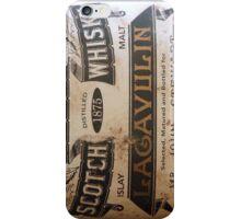 Scotch Whiskey - Lagavulin iPhone Case/Skin