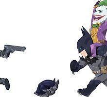 Batman Arkham Knight by rymslim