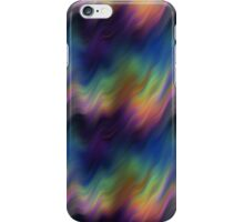 Colorful Vibrations iPhone Case/Skin