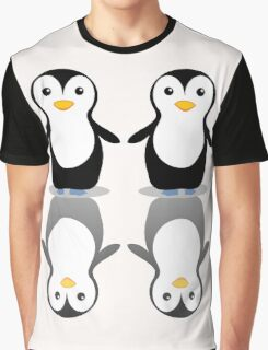 PENGUIN PAIR Graphic T-Shirt