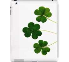 Irish Shamrocks ipad case iPad Case/Skin
