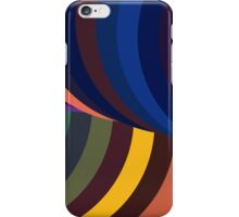 Colorful 3D Tunnel iPhone Case/Skin