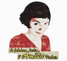 Le fabuleux destin d'Amélie Poulain Kids Tee