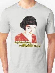 Le fabuleux destin d'Amélie Poulain T-Shirt