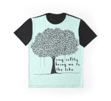 sing softly Graphic T-Shirt