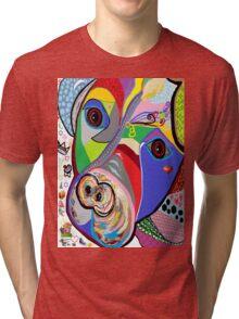 Pretty Pitty Tri-blend T-Shirt