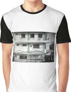 Windows of neighbor Graphic T-Shirt
