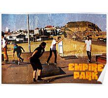 Skate Frenzy Poster