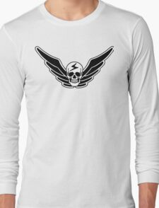 Street Fighter Shadaloo Shadowlaw Gaming Martial Arts Game  Long Sleeve T-Shirt