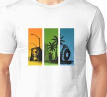 Stanton World - Turntable DJ City Unisex T-Shirt