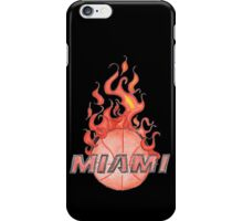 MIAMI hand-drawing iPhone Case/Skin
