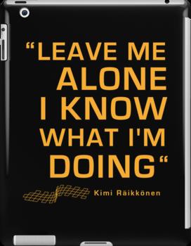 Kimi Raikkonen  - Radio Tribute 1 by projectbebop