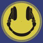 DJ Smiley Platter - Smile Happy by HOTDJGEAR