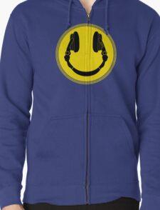 DJ Smiley Platter - Smile Happy T-Shirt