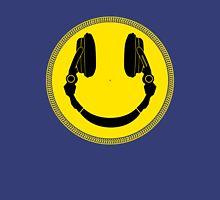 DJ Smiley Platter - Smile Happy Unisex T-Shirt