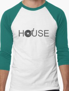 House Vinyl - Music Turntable DJ T-Shirt