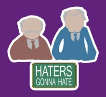 Haters Gonna Hate by mumblebug
