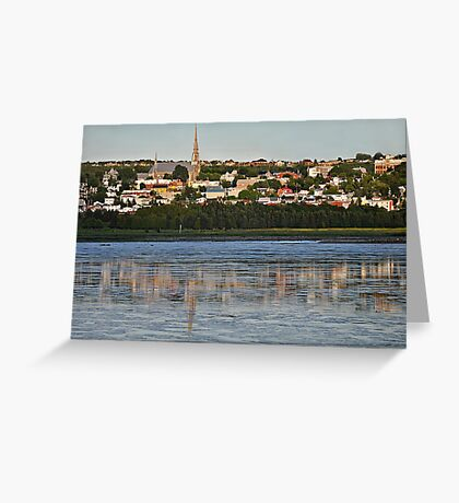 Riviere du Loup Greeting Card