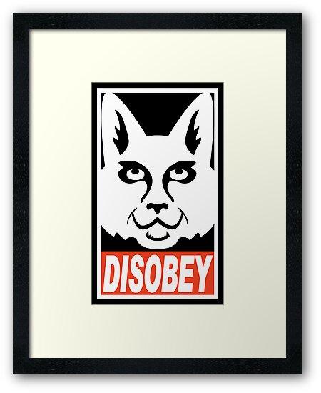 DISOBEY by Sarah Hendricks