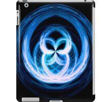 Blue effect case 1 iPad Case/Skin