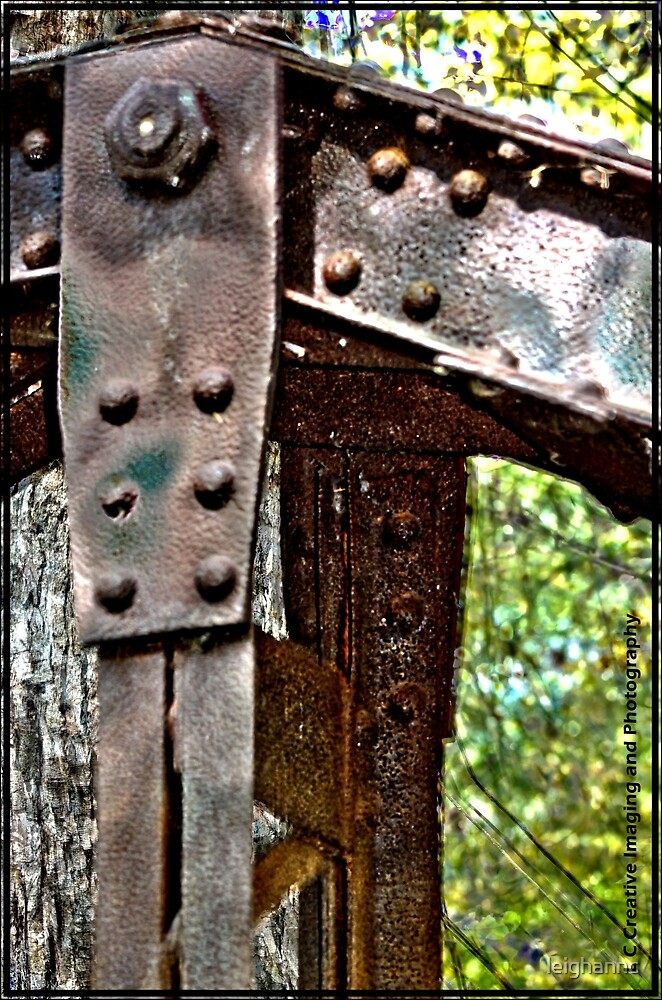 Aged Steel by leighannc