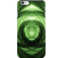 Green effect case 1 iPhone Case/Skin