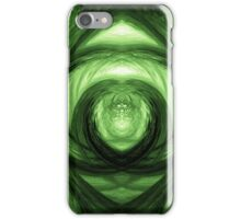 Green effect case 1 iPhone Case/Skin