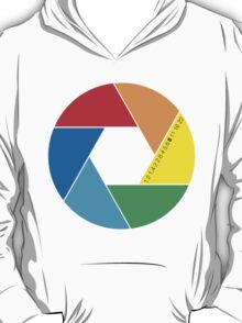 colorful aperture T-Shirt