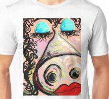 Lipstick on a Pig Unisex T-Shirt