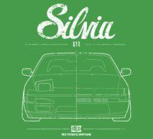 Silvia S13 180SX Kids Tee