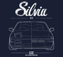 Silvia S13|180SX One Piece - Long Sleeve