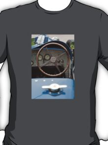 Bugatti Dashboard T-Shirt