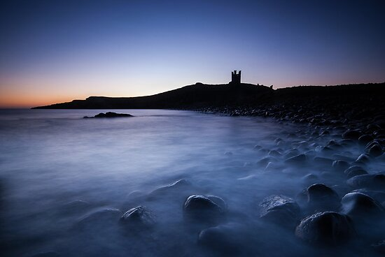 Dunstanburgh Castle by Allan  England