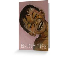 Peekaboo - Quotes Greeting Card